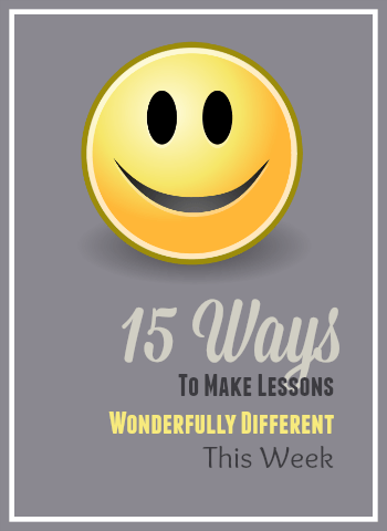 15 fun lesson ideas