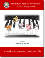 Preschool Piano Book Image