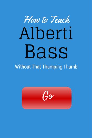 Alberti bass