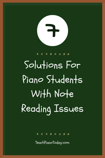 Note Reading Help
