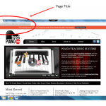 Is Your Piano Studio Website Committing This Cardinal Sin? – Web Tips Wednesday