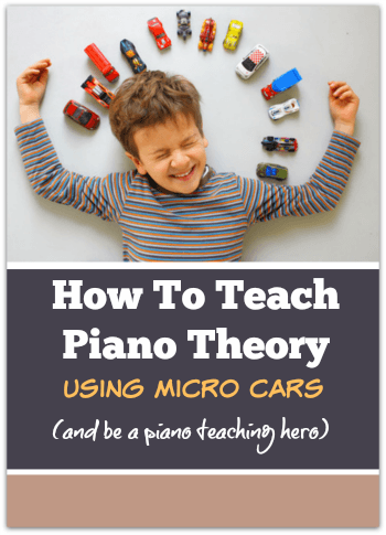 Micro Car Piano Theory