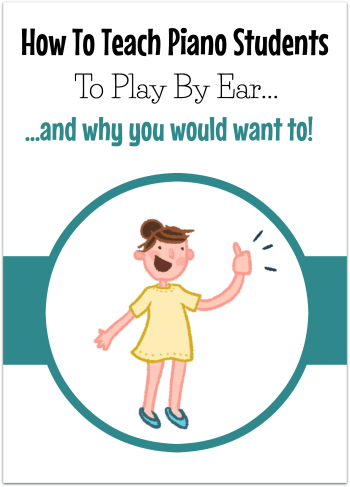 Teaching ear skills