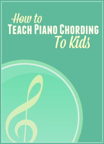 teaching chording to kids