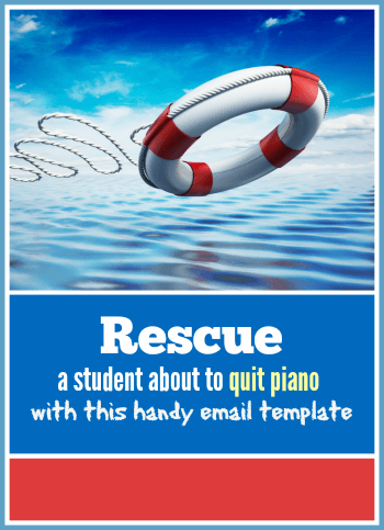 Rescue Quitting Student