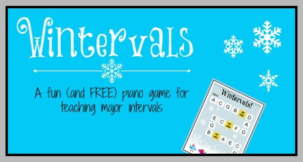 wintervals game image