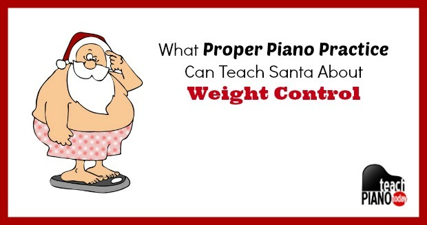 Piano Diet Image