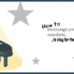 How To Keep Your Recital Great 'Til The Last Drop