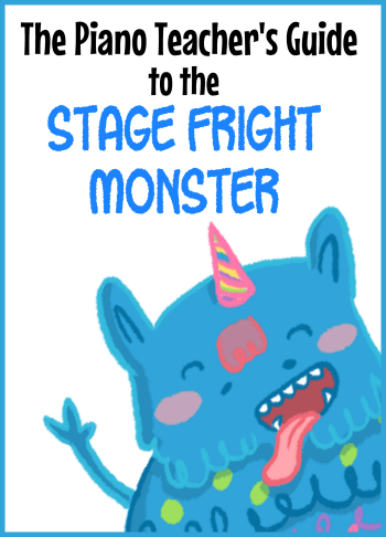 stage fright tips