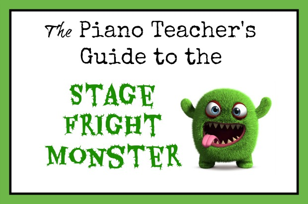 guide to stage fright image