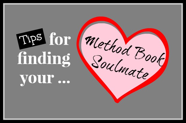Finding Your Method Book Soul-Mate
