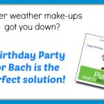 How Bach Can Help You Dig Out of the Snow