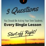 Are You Asking Your Teen Piano Students These 3 Questions?