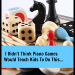 Life Lessons learned through using Piano Teaching Games