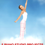5 piano studio projects