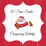 "How You Can Recreate My Fondest Piano Lesson Memory With This ""Save Santa"" Composing Activity"