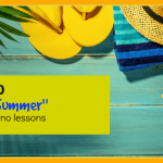 "Six Ways To Put the ""Summer"" in Summer Piano Lessons"