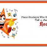 Find a Steady Beat Like A Rock Star; Helping Piano Students Who Hate To Count