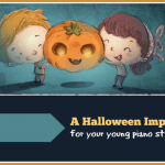 Add This Halloween Piano Improv Activity To Your October Bag Of Tricks