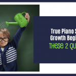 With These 2 Questions, You Can Conduct A Very Useful Piano Teaching Experiment
