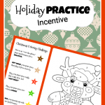 Here's A Holiday Practice Incentive To Keep The Dust Off Your Students' Pianos