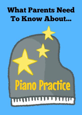 Piano Parent Information