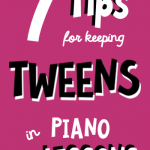What To Do If Your Little Piano Student Grew Up Over The Summer
