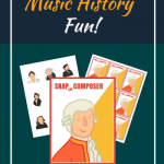 Snap The Composer – A Printable Game For Music History Fun