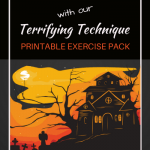 A Frightfully Fun Printable For Strengthening Your Piano Students' 3,4, And 5 Fingers