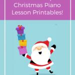 Our Top 5 Christmas Piano Printables To Kickstart An Amazing Holiday Season
