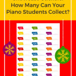 Encourage Holiday Piano Practice With Our Showcase Stickers Printable!