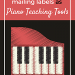 5 Printables To Stick To The Top Of Your Piano Students' Music