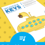 Your Kids Will Be Over The Moon With This Under The Sea Keyboard Awareness Game