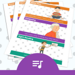 How To Structure Piano Lessons Using These Two Printable Visual Calendars