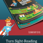 Turn Your Elementary Piano Student Into A Sight-Reading Superhero With This Resource