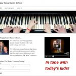 My Music Experiment – Piano Teaching Website Built in 37 Minutes… For Free