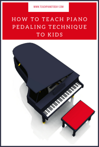 Piano Pedaling Help
