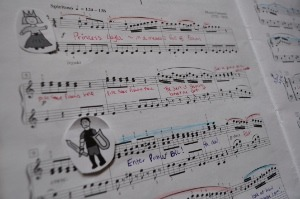 How to teach piano sonatinas using fairytales.