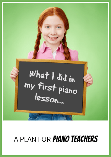 How to teach new piano students
