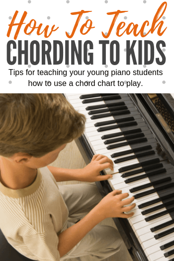 How To Teach Piano Chording To Young Kids - Teach Piano Today
