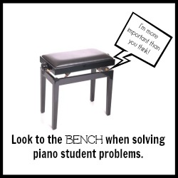 Piano Bench Image