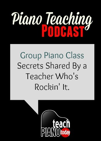 Great group piano classes