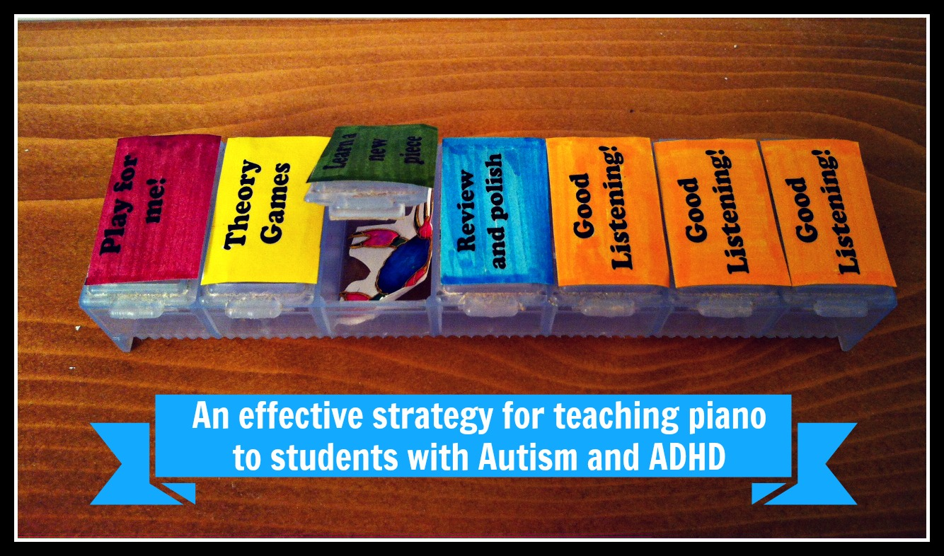 One Super Strategy For Teaching Piano To Children With Autism Adhd