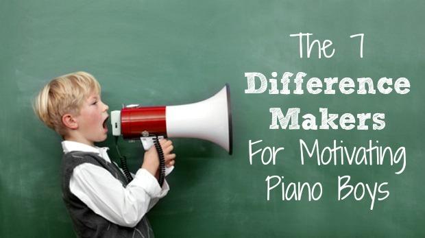 motivating piano boys