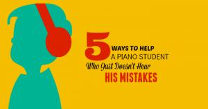 piano listening image