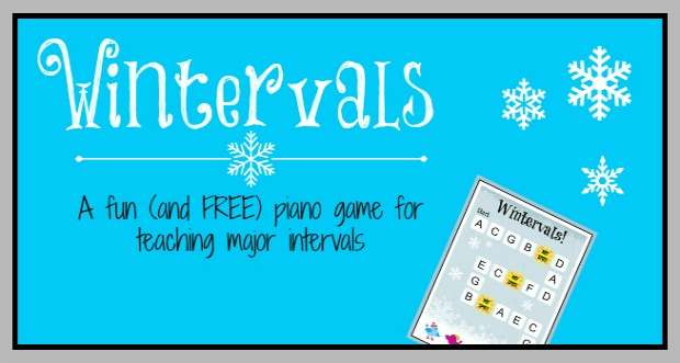 wintervals game image
