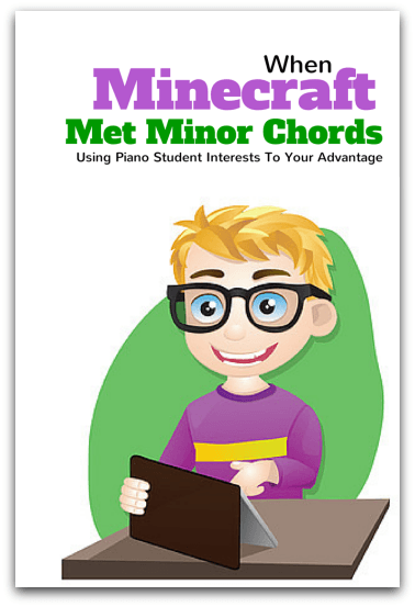 Minecraft-met-minor-chords