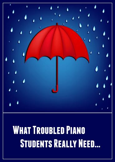 trouble-umbrella