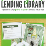 Is Your Piano Studio Lending Library Missing This Essential Component?