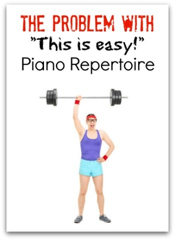 importance of repertoire selection